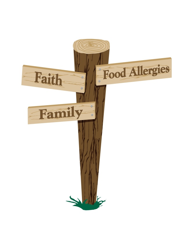 Faith, Family & Food Allergies