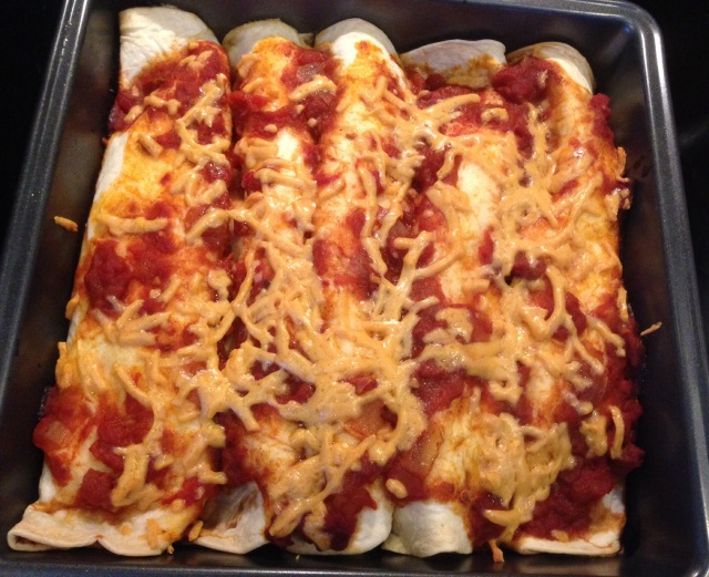 Safe and Yummy Enchiladas!