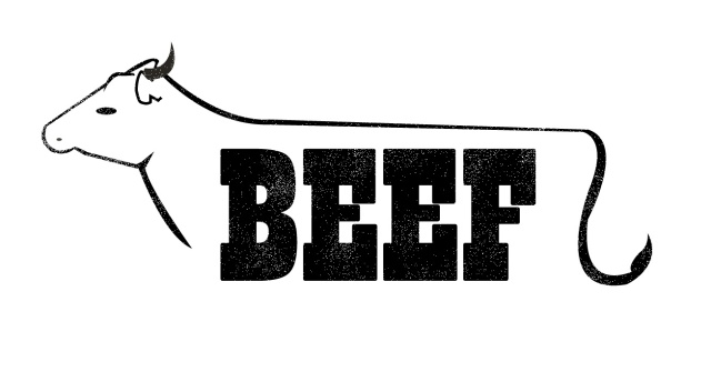 Beef by J.R.