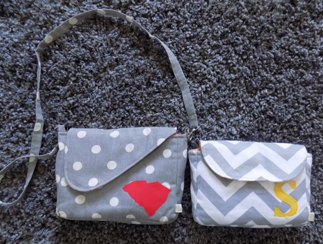 My 2 Custom Bags- Perfect for Me!