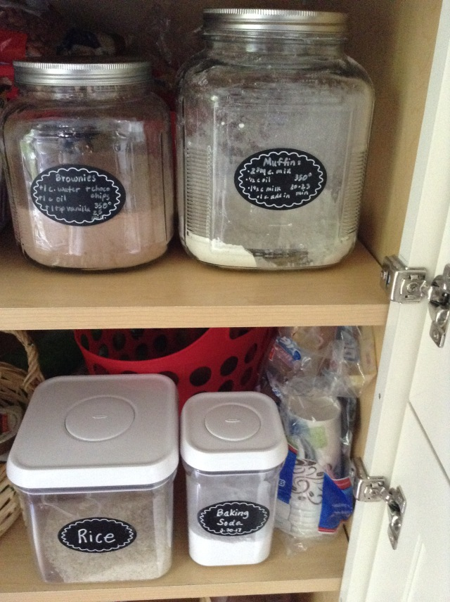 Top Shelf: Brownie Mix & Muffin Mix